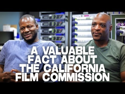 A Valuable Fact About The California Film Commission by Christopher Miles & Angel Valerio