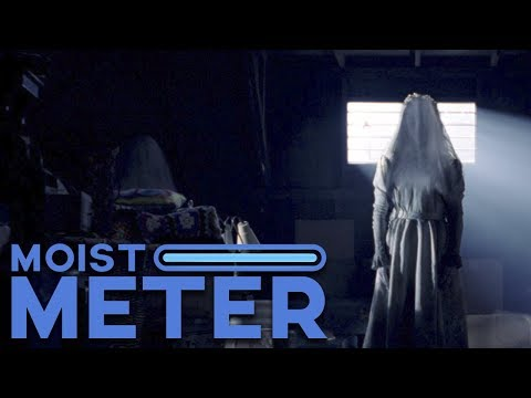 Moist Meter   The Curse Of La Llorona