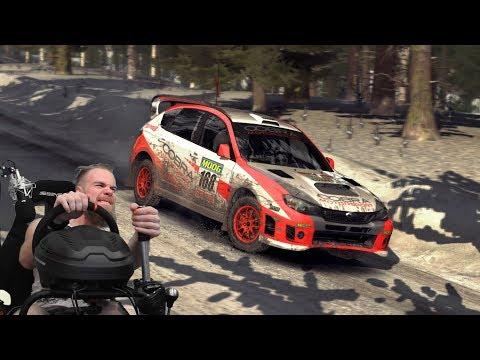 Dirt Rally - Коксуем на полную в Швеции)