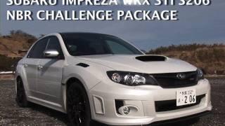 Subaru Impreza WRX STI S206 2012 Videos