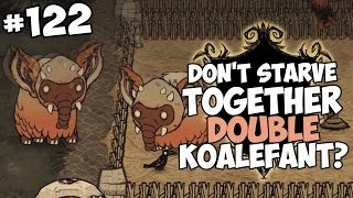 Double Koalefant - Don't Starve Together Gameplay - Part 122