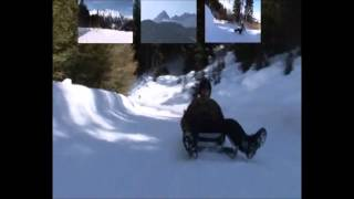 Toboggan World Innovation - Experience The New Way Of Snow Sledding !