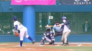 【ドッキリ】女子野球公式戦で急に代打で呼ばれたらFujiyamaは打てるのか【SUSHI★BOYSのいたずら#228】