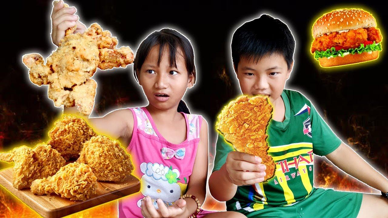 Tony | Buổi Tiệc Gà Rán KFC Nhà Nghèo