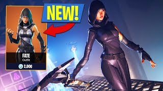 Fortnite Legendary Fate Skin! (Fortnite Battle Royale)