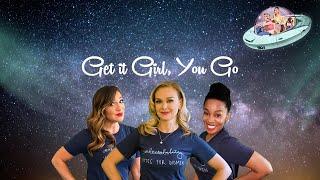 Смотреть клип Laura Bell Bundy Ft. Shoshana Bean & Anika Noni Rose - Get It Girl You Go