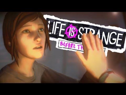 BALIK MASA LALU - Life Is Strange Before the Storm Indonesia #1 ( Episode 1 )