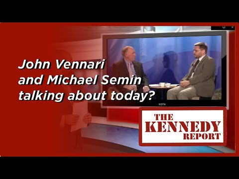 COMMUNISM IS BACK! Breakdown with John Vennari and Michael Semin | The Kennedy Report