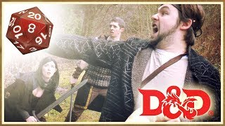 D&D: Short Rest (feat. Mark Hulmes & Hat Films)
