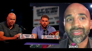 Is Billy Joe Saunders about to flee the nest?