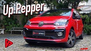 Avaliação Up! Pepper Tsi  | Canal Top Speed