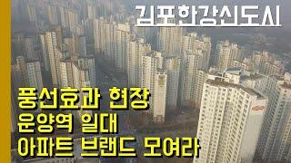 [김포한강신도시] 운양…