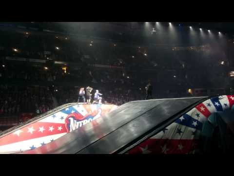 Bruce Cook Backflip Nitro Circus Ottawa