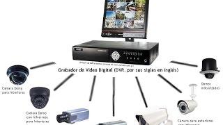 basic tutorial how to install a security camera (UTP 5)