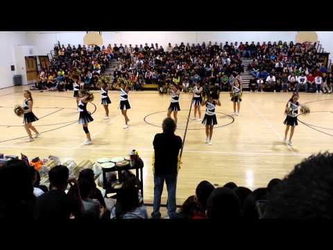 Heizer Middle School Pep Assembly