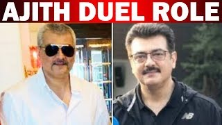 Ajith duel role