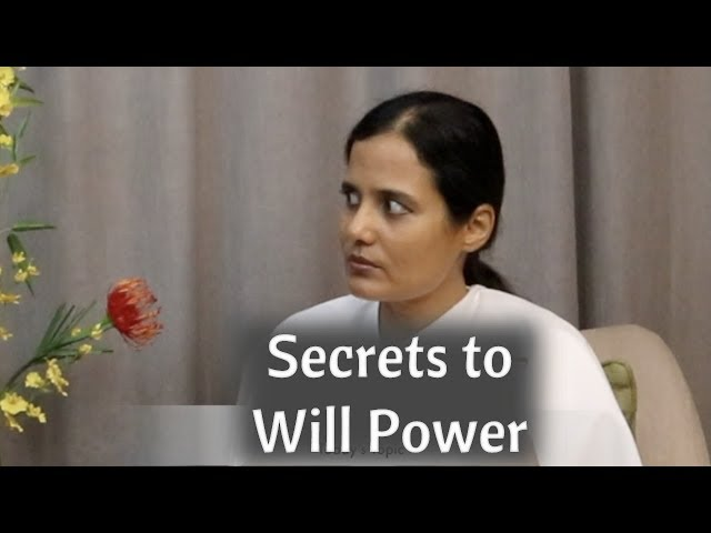 Secrets to Will Power - Soul Fitness Episode 53