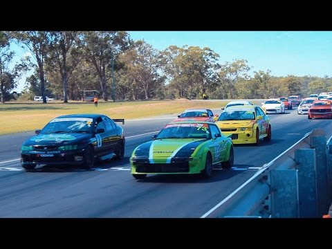 2016 QLD Improved Production Rd 6 Finale - Morgan Park