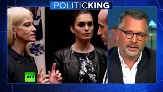 PoliticKing: «Неспокойное хозяйство Дональда Трампа»