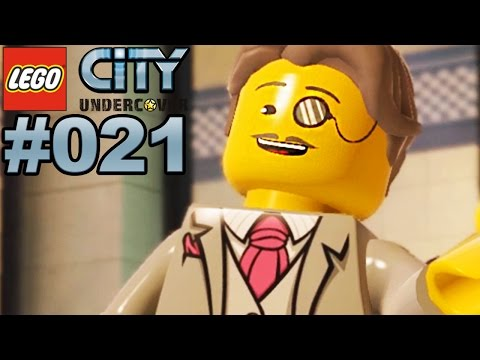 LEGO CITY UNDERCOVER #021 Forrest Blackwell Entführung 🐲 Let's Play LEGO City Undercover [Deutsch]