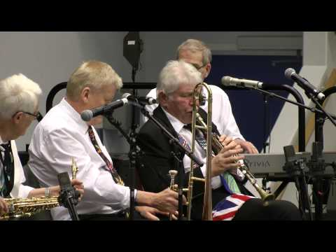 Red Wing Band, Brian Carrick And Eva-Karin Andersson,  Alingsås 2013, Part 1