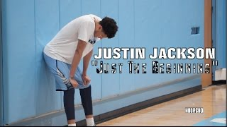 "Justin Jackson: ""Just The Beginning"" 