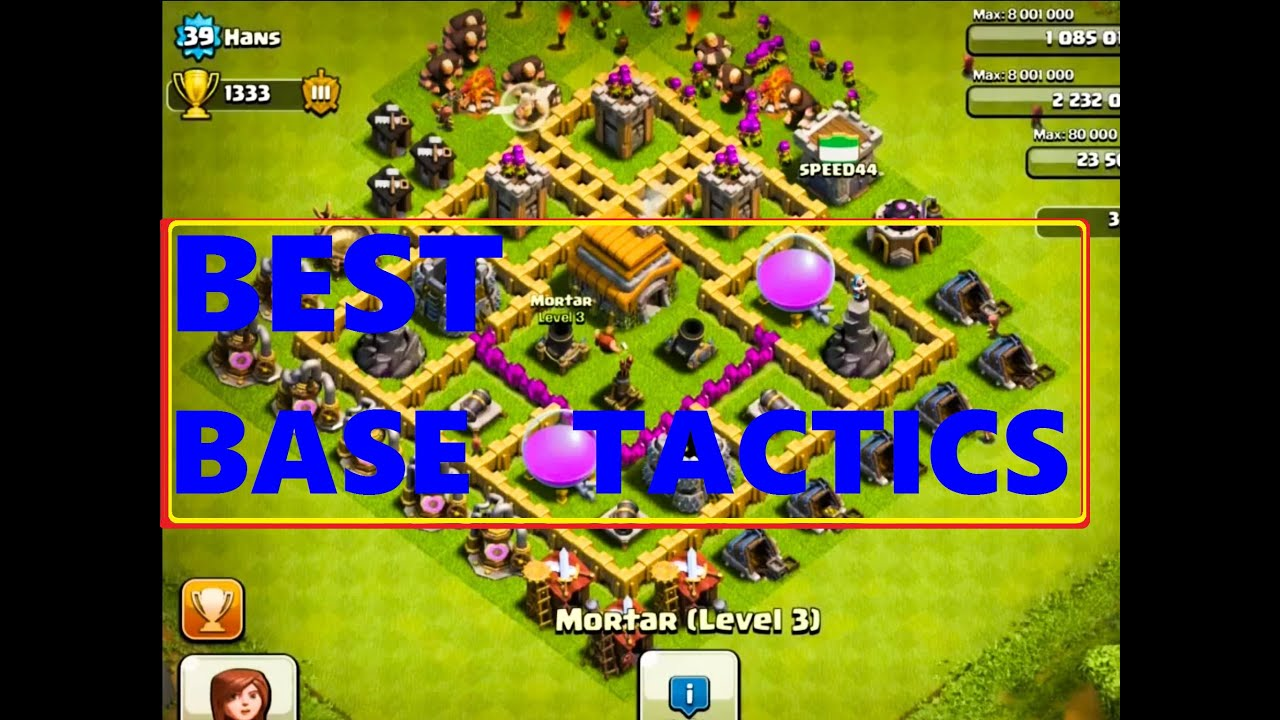 Strong Coc Base Th 6 3