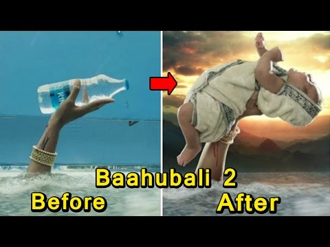 Thumbnail: Baahubali 2 Animations Before & After | Baahubali 2 Animations Before & After