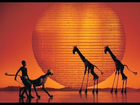 Just Announced – The Lion King To Return To Edinburgh Playhouse