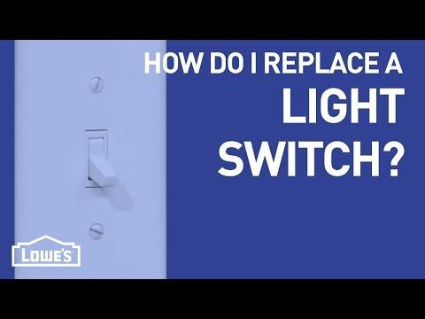 How Do I Replace a Light Switch? | DIY Basics