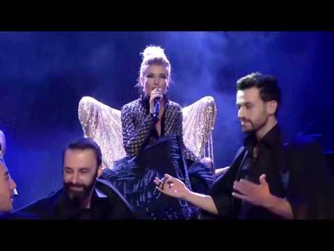 Gülben Ergen - Arka Sokaklar (Konser Kısım 9)