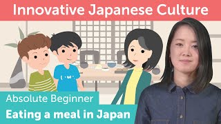 How To Eat A Typical Japanese Meal At Home | Innovative Japanese Culture