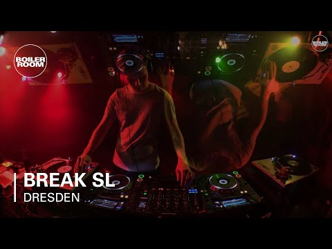 Break SL Boiler Room Dresden DJ Set