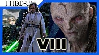 STAR WARS 8: Die WAHRHEIT über Snoke! Lukes dunkles Geheimnis! - Star Wars THEORIE! (Deutsch)