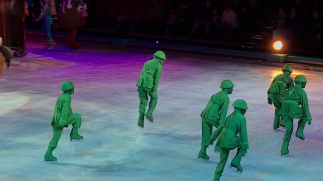 Disney on ice 2017 #3 - YouTube