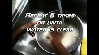 How to Make Long Grain White Rice In a Rice Cooker