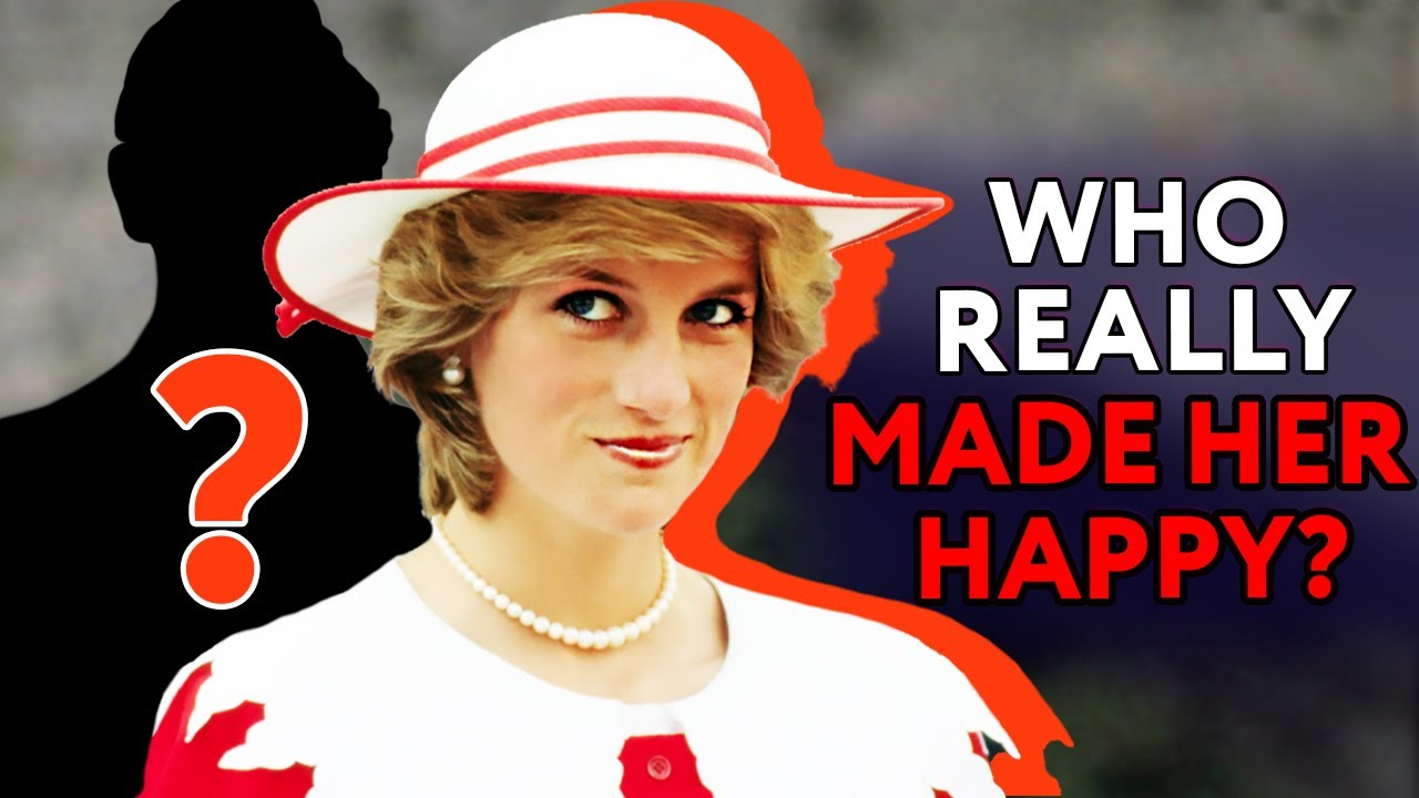 The Untold Truth About All Lovers Of Princess Diana Ossa Youtube