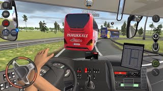 The Long Way Adventure !!! Bus Simulator : Ultimate Multiplayer! Bus Wheels Games Android