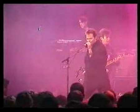 Cutting Crew - A Year In The Wilderness (live)