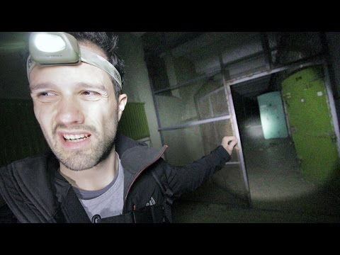 WE SNEAK IN AN ABANDONED JAIL!