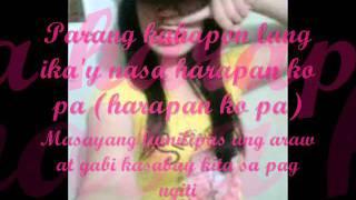 Sana Ako Nalang Ulit - Curse One,Slick One & Aprhyl Breezy with Lyrics (JE Beats)