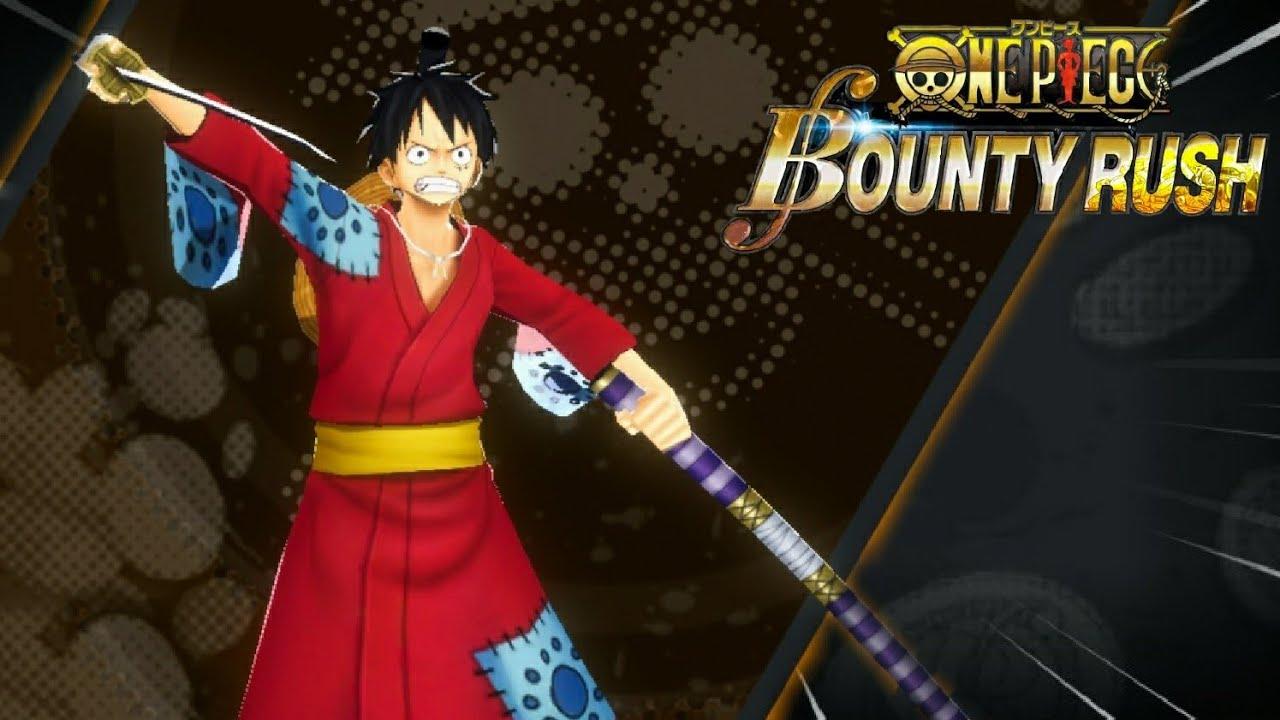 Blackbeard has the lowest bounty among the yonko. Luffytaro Wano Luffy Summons Preview One Piece Bounty Rush Opbr Youtube