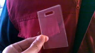 Фильм сотового  телефона - лазерная резка