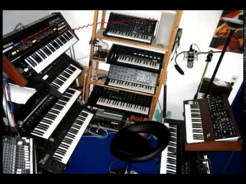 "OXYGENE 4 (12"" EXTENDED VERSION) cover played on vintage synthesizers - music by Jean-Michel Jarre"