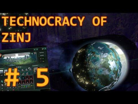 Stellaris: MegaCorp Live 5: The Technocracy of Zinj (Final)