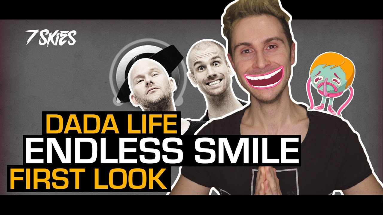 Dada Life Endless Smile plugin First Look