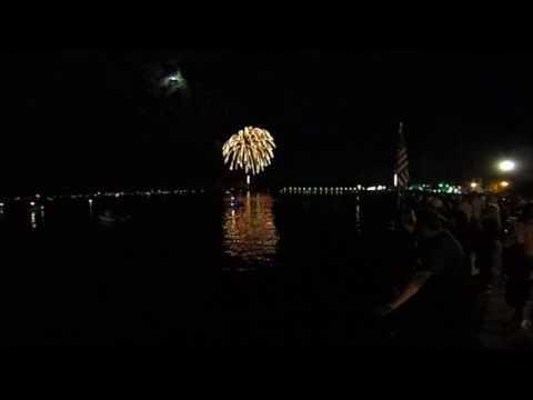 Gloucester 2017 Fireworks 360