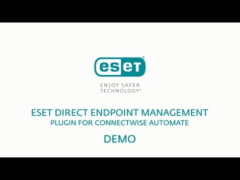 ConnectWise Marketplace| ESET Direct Endpoint Management