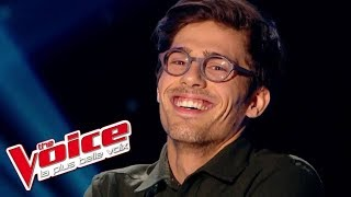 Oasis – Wonderwall | Quentin Bruno | The Voice France 2015 | Blind Audition