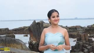 Anikha Surendran Exclusive Photo shoot -  Behind the scene